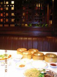 lunch w/my best friend in BKK-- no one!