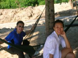 Cham Island relaxing