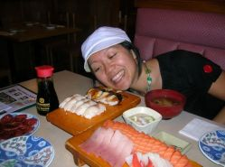 our fave sushi stop: Tokyo Ichiban