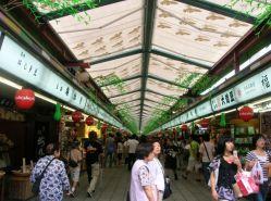 markets in Asakusa