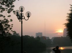 Hanoi 6am