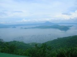 views from the top: Tagatay