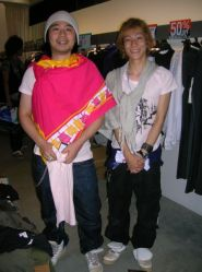 my fave fashionistas -- just reg Jap dudes!