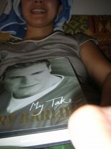Gary Barlow´s book: I wish I could´ve been his editor!